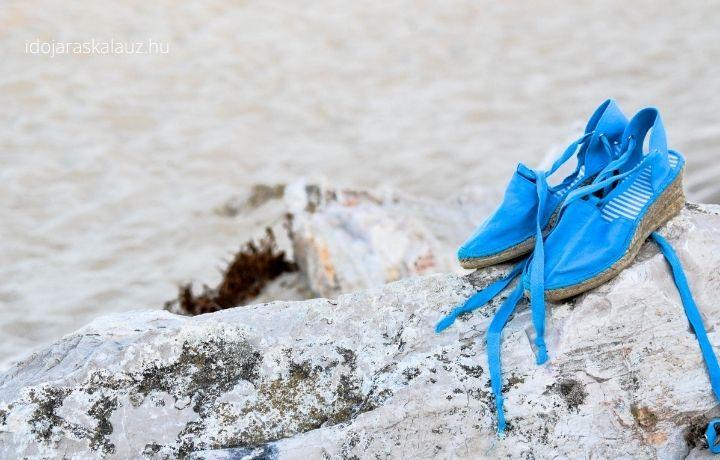 alpargata spanyol vászoncipő