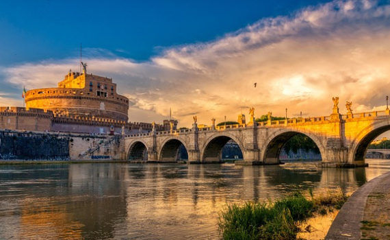 Róma időjárás