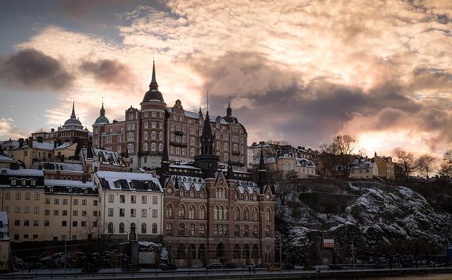 stockholm időjárás